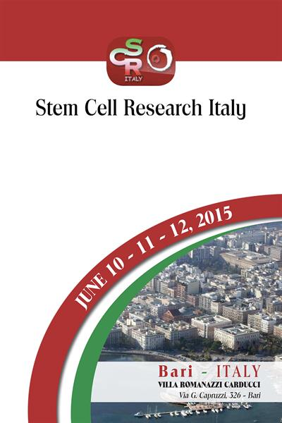 SCRI Sesto Meeting BARI - 2015