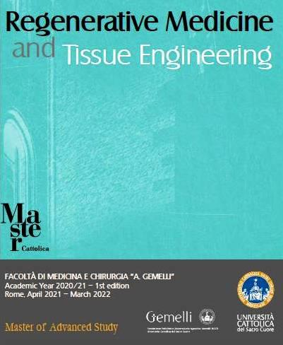 Master Regenerative Medicine and Tissue Engineering
